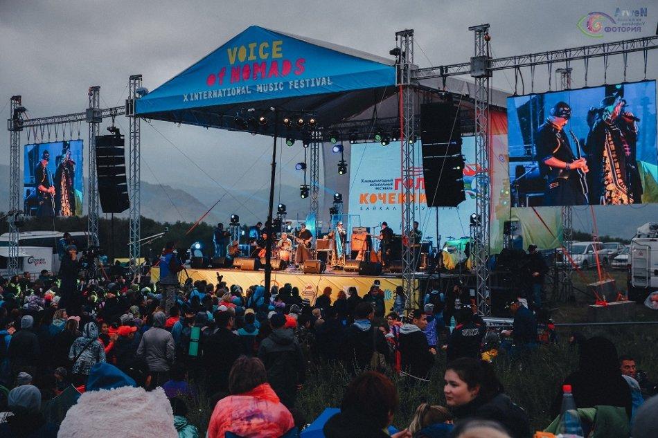 Фестиваль «Голос кочевников» в Бурятии соберёт музыкантов из восьми стран